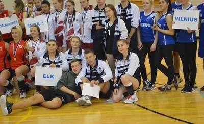 Ełccy siatkarze na czwartym miejscu w Estonii