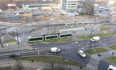 Kolejny odcinek ul. Partyzantów w Olsztynie zamknięty. Sprawdź, jak zmieniła się organizacja ruchu