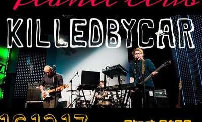 """Koncert zespołu """"Killedbycar"""" w lubawskiej Planecie"""