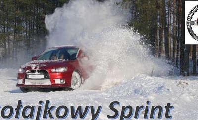Mikołajkowy sprint Automobilklubu Nowomiejskiego