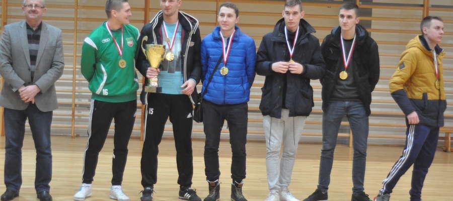 Zawodnicy Wkry Żuromin zwyciężyli w ubiegłym roku fot. arch