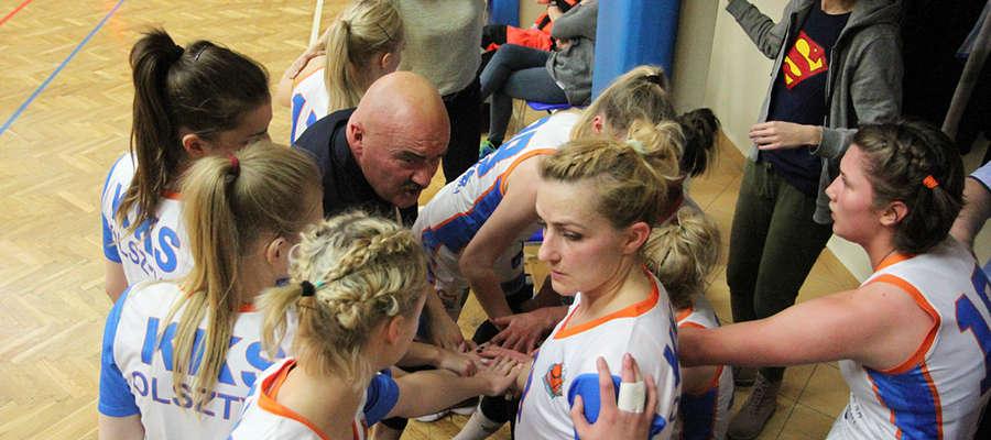 Olsztyńskie koszykarki czeka w sobotę arcyważny mecz z młodzieżą ze Szkoły Mistrzostwa Sportowego