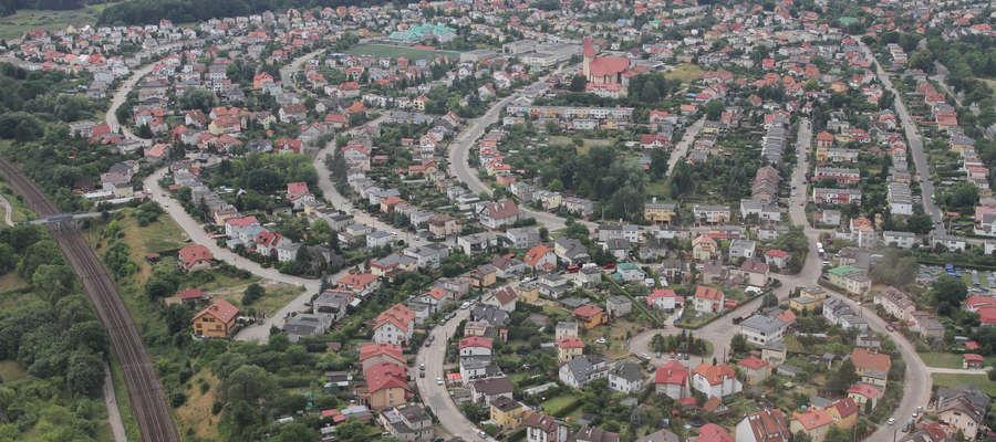 Zdaniem naukowca istnieje trend, w który Olsztyn wpisuje się niejako naturalnie — powrotu do natury, zielonego miasta
