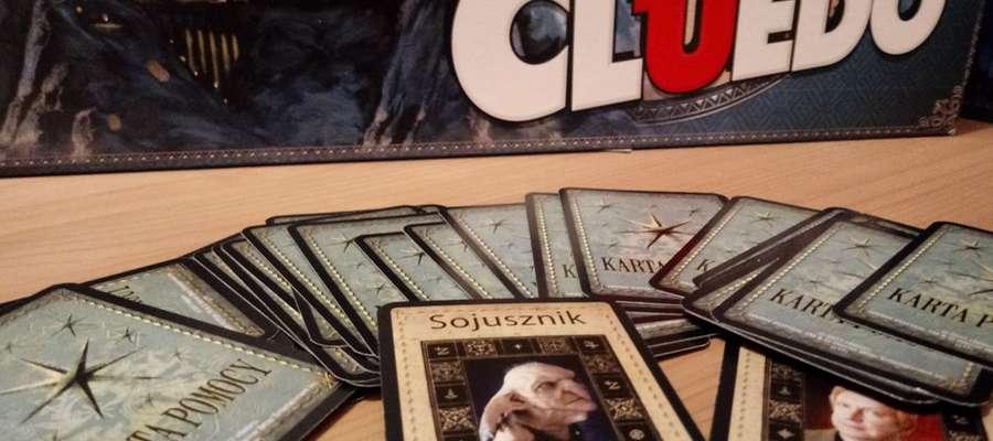 W grze są tzw. karty sojuszników. Chronią graczy przed działaniem czarnej magii
