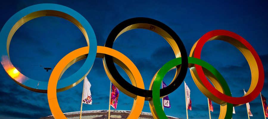 Kółka olimpijskie w Soczi