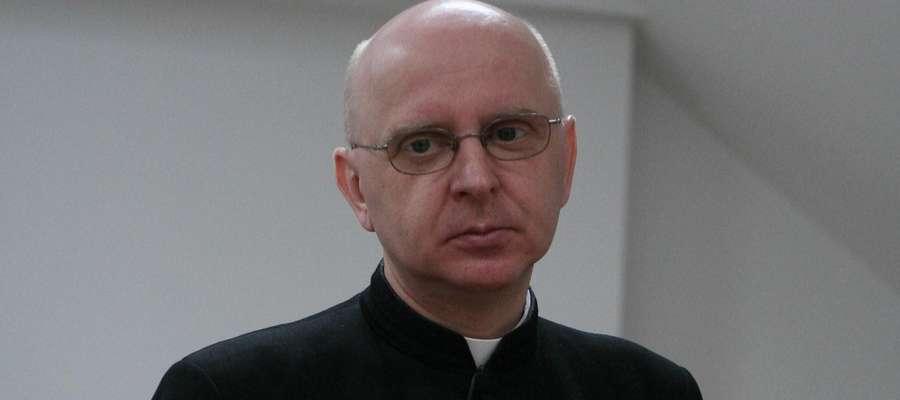 Ksiądz Kazimierz Dawcewicz