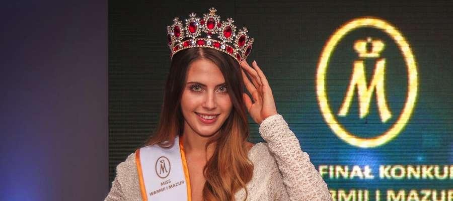 Aleksandra Grysz z Iławy, Miss Warmii i Mazur 2017