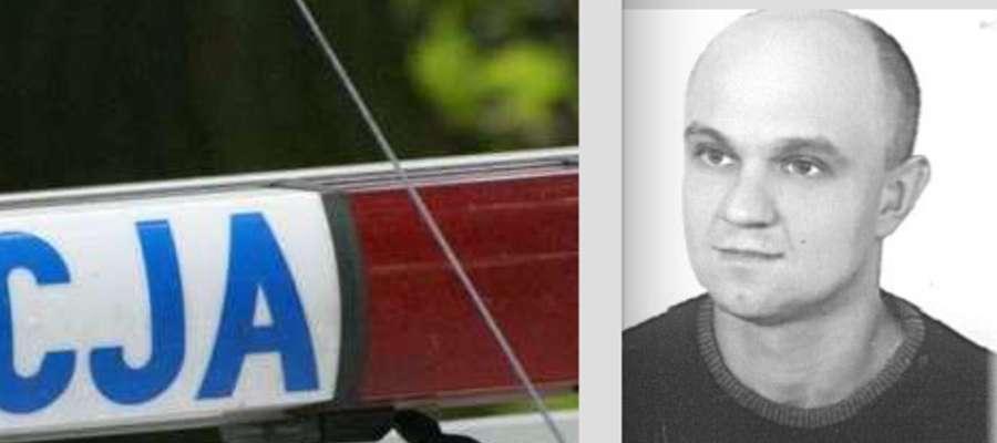 Policja poszukuje Piotra Bagrowskiego