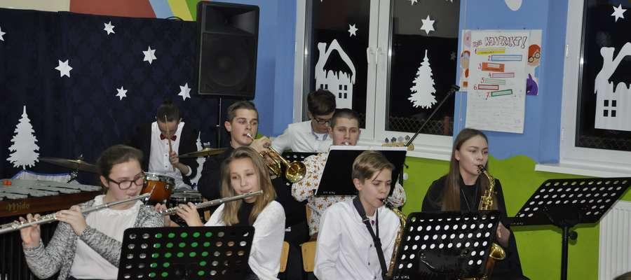 Podczas świątecznego koncertu