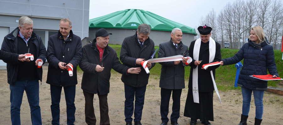 Wydajność zmodernizowanej oczyszczalni pokryje potrzeby bieżące miasta i gminy Miłomłyn w ponad 60 procentach