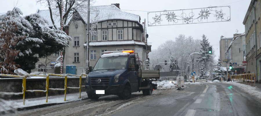 Wymiana rurociągu na ulicy Czarnieckiego dobiega końca