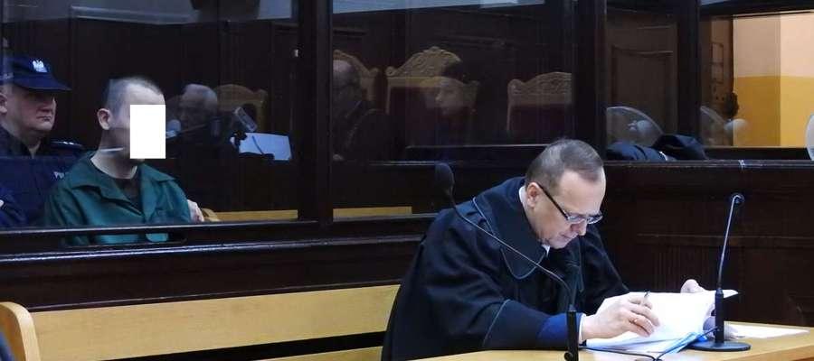 Proces Adriana G. o zabójstwo Teresy P. w Rychlikach
