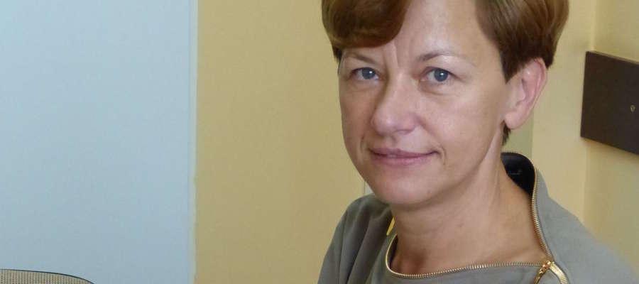 Bernadeta Hordejuk jest aktualnie radną sejmiku województwa oraz szefową struktur miejskich Platformy Obywatelskiej w Iławie