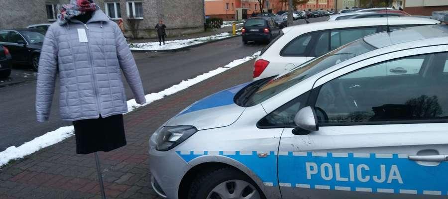 Do zatrzymania złodzieja doszło na osiedlu przy ul. Kościuszki w Iławie