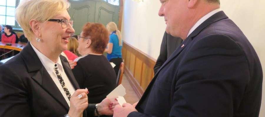 Spotkanie prezydenta Elbląga z seniorami