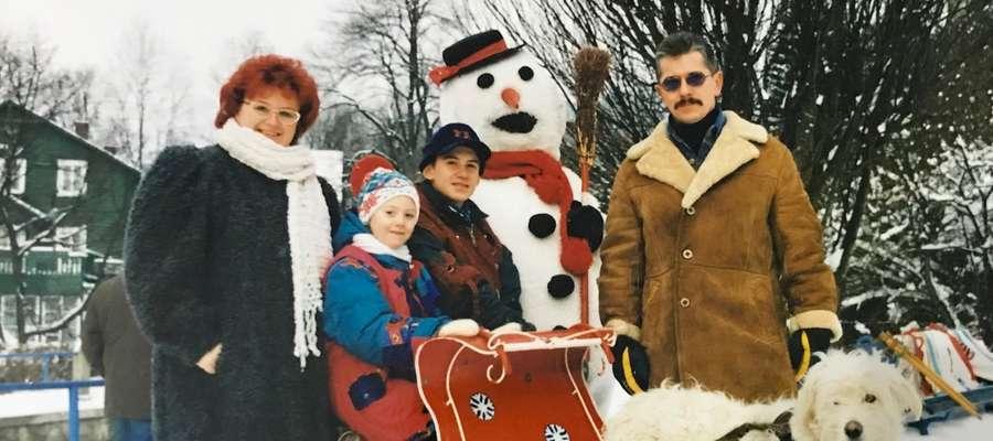Swoimi świątecznymi wspomnieniami podzieliła się z nami m.in. Aleksandra Skubij, dyrektor SP1 w Iławie, która żałowała rodzinnej eskapady w góry...