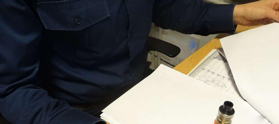 Zabezpieczony e-papieros