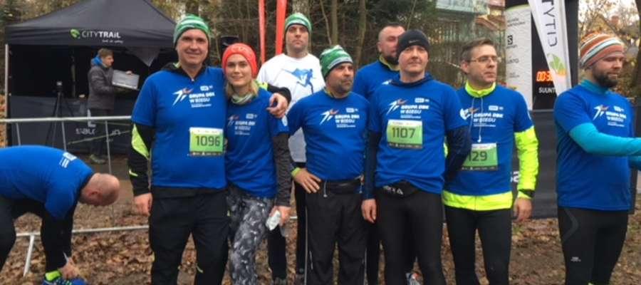 Olsztyńscy biegacze dorzucili kolejne 40km