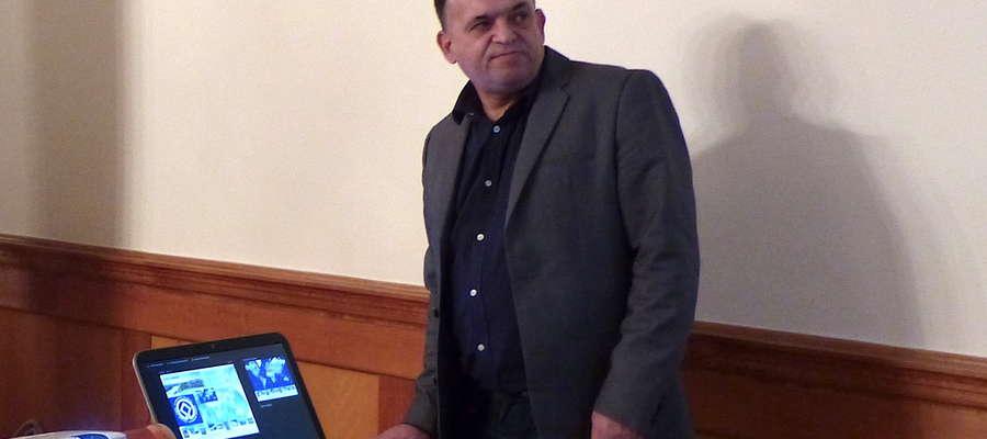 Dr Cezary Wawrzyński podsumował prace nad wpisem Kanału Elbląskiego na listę UNESCO