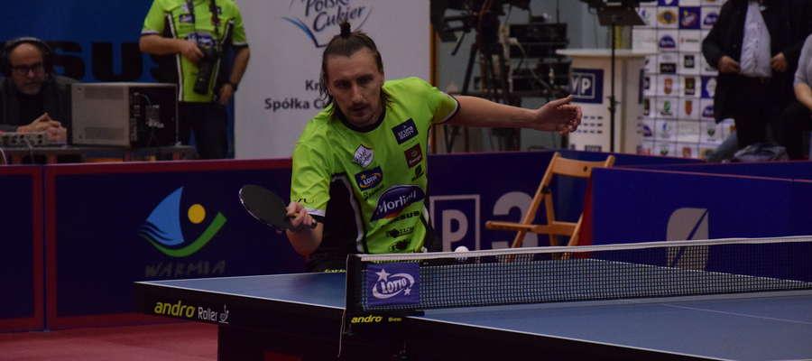 Zwycięstwo gości w Bytomiu przypieczętował Dmitrij Prokopcow, po dramatycznym boju z Tomasem Konecnym