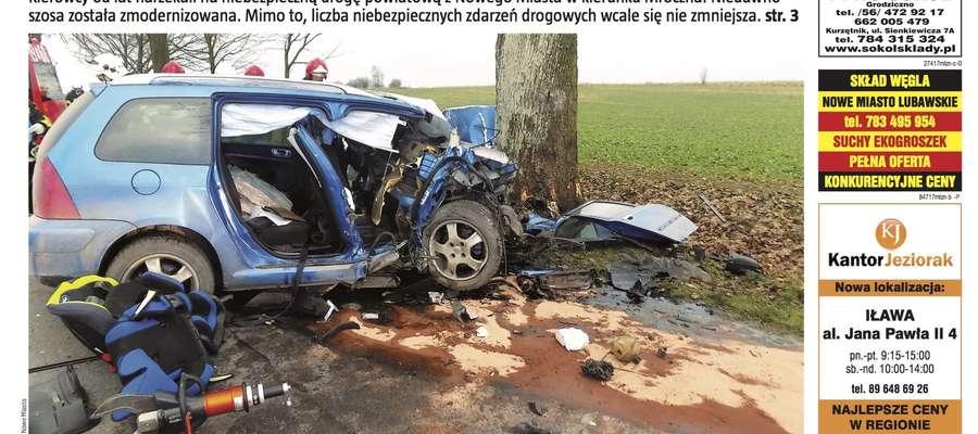 """Jużczeka nowa, piątkowa """"Gazeta Nowomiejska"""""""