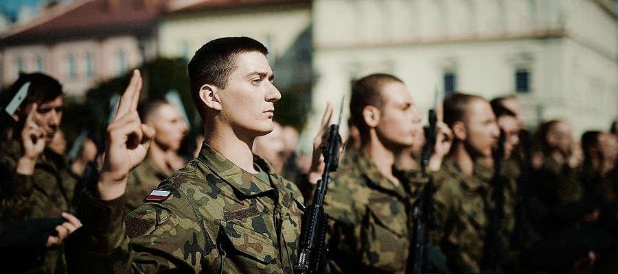 W szeregach WOT służbę pełni już ponad 5,5 tysięcy żołnierzy