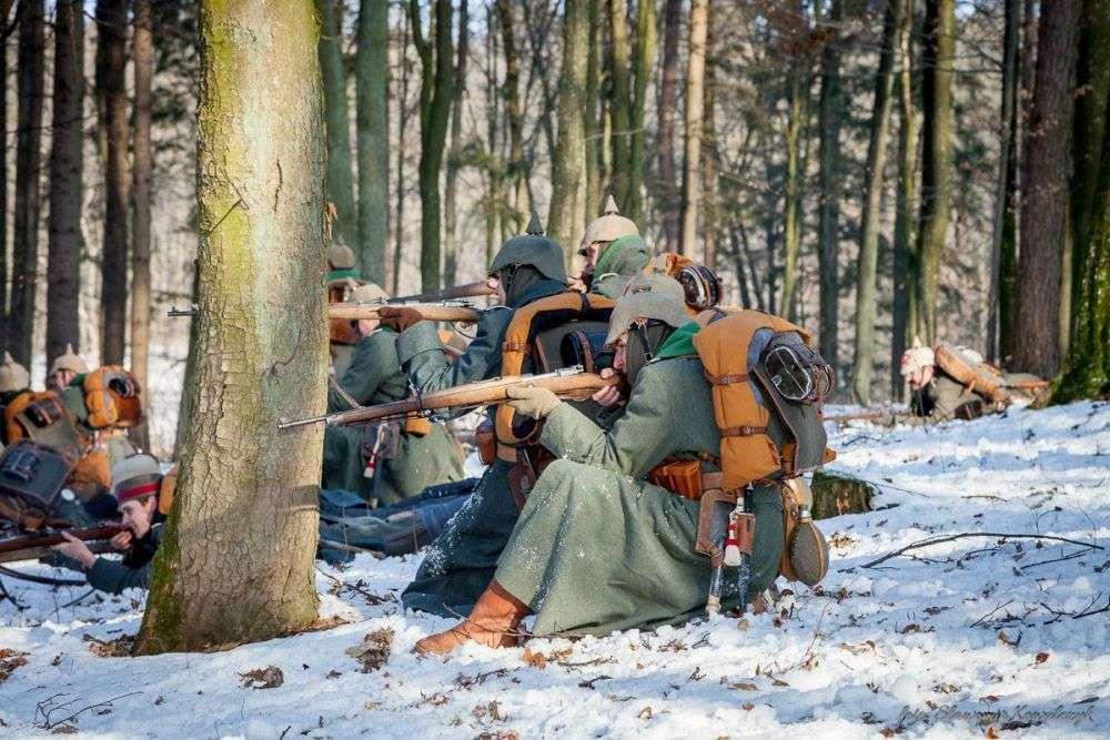 Bitwa Zimowa na Mazurach (4 lutego)  - full image