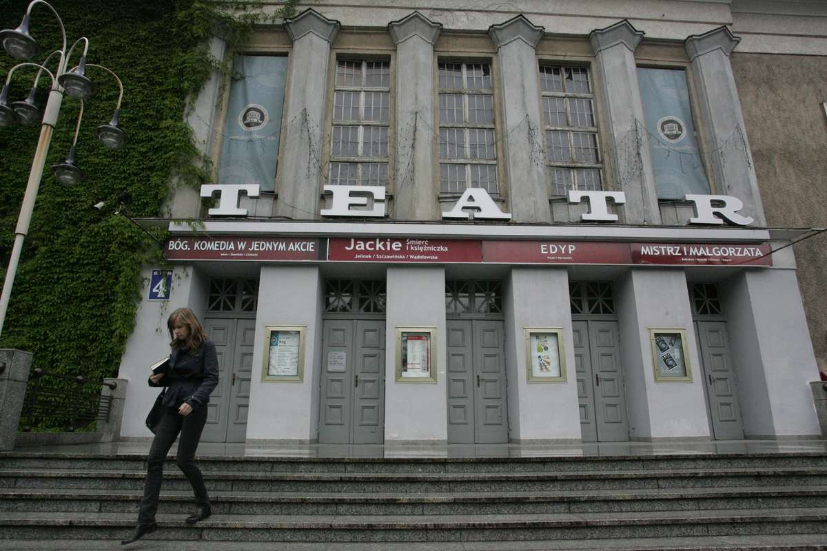 Olsztyńskie Spotkania Teatralne - full image