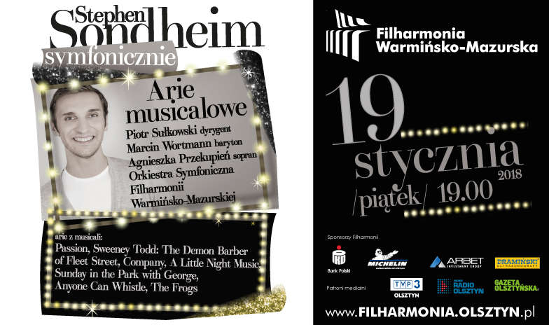 Stephen Sondheim - Symfonicznie - full image