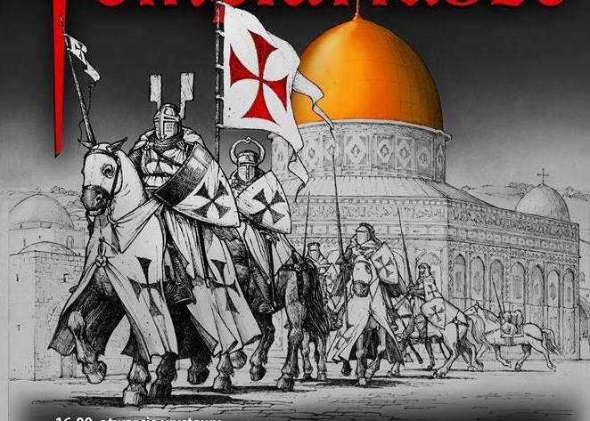 Templariusze zagoszczą w ostródzkim Zamku  - full image