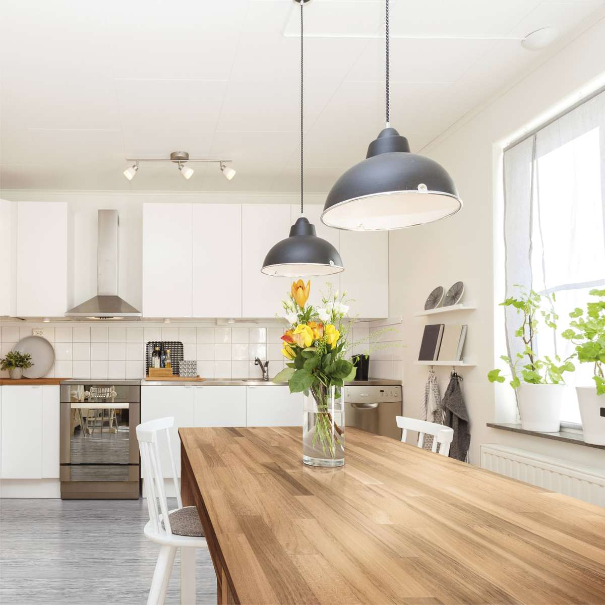 Kuchnia W Drewnie Rzezbiona Drewniane Blaty Kuchenne Dom