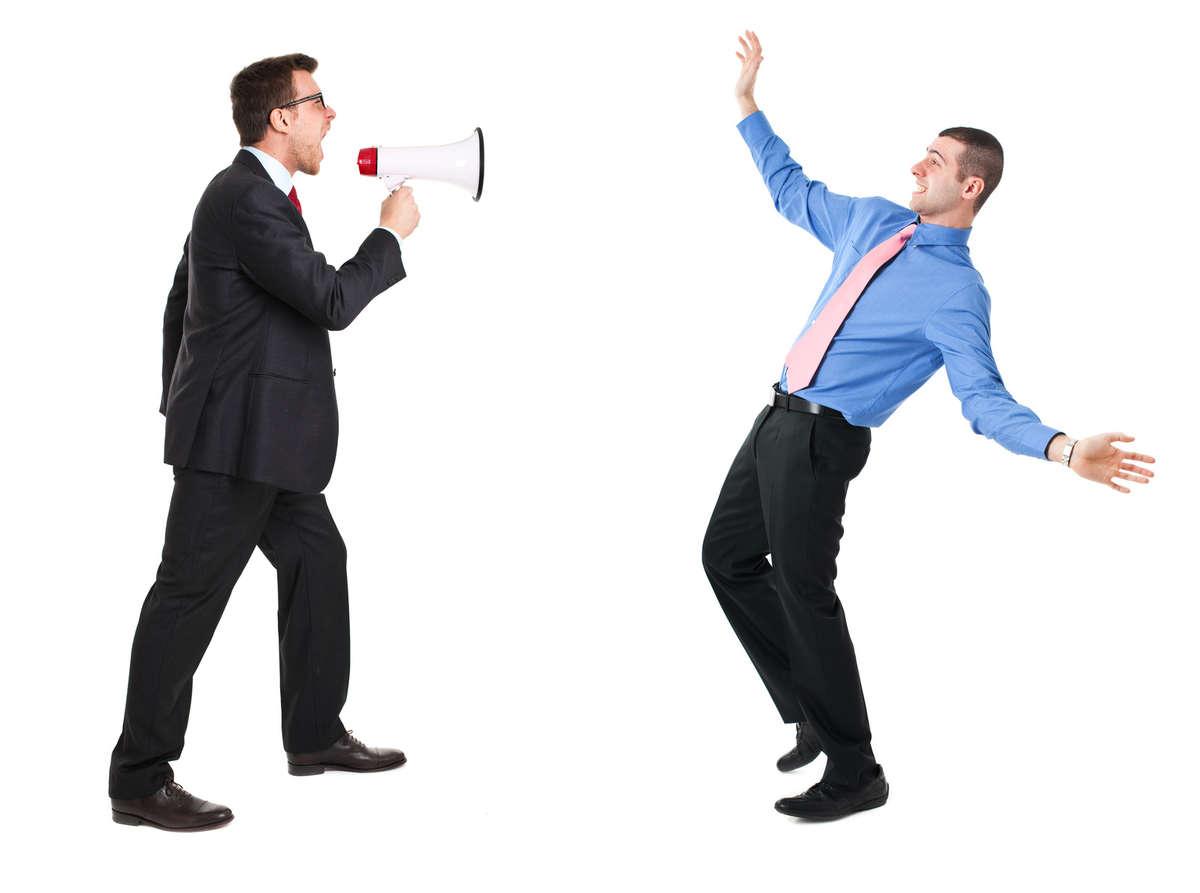 Jak postępować z trudnym klientem - full image