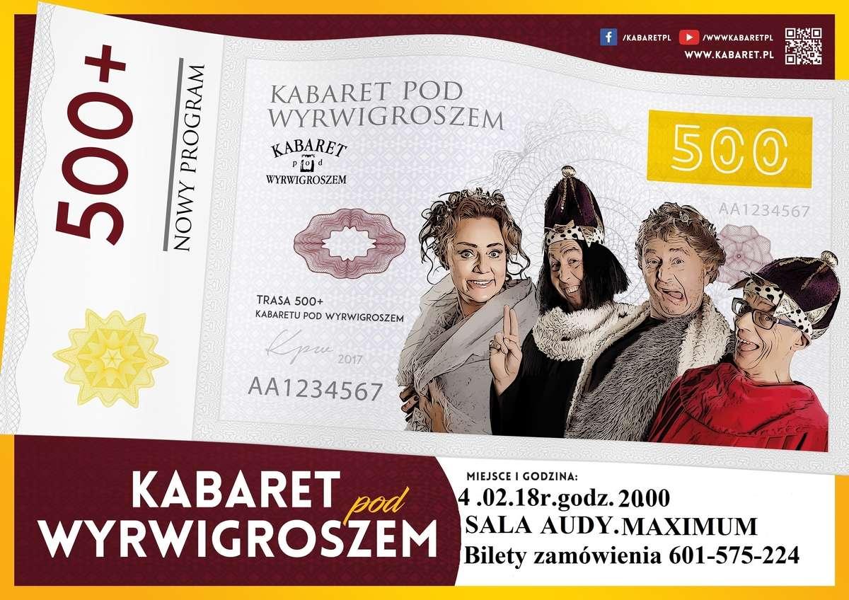 Kabaret Pod Wyrwigroszem w Olsztynie - full image