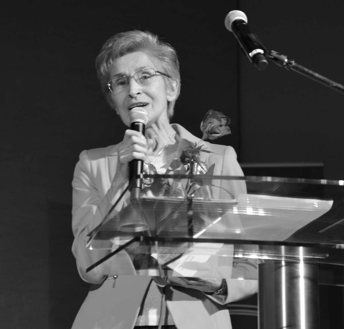 Marianna Kunikowska - prezes olsztyńskiego stowarzyszenia Amazonki