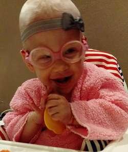 Nadia Metera przyszła na świat w 23 tygodniu ciąży. Ważyła zaledwie 630 gramów