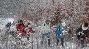 Zimowy rajd szlakami niepodległości