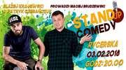 Stand-Up Rycerz: Błażej Krajewski & Patryk Czebańczuk