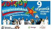Pospieszalscy zagrają kolędy w olsztyńskiej filharmonii