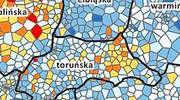 Ziemia lubawska na mapie badań kościoła katolickiego. Wyróżniamy się na tle sąsiadów
