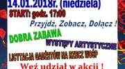 26. Finał Wielkiej Orkiestry Świątecznej Pomocy w Rybnie