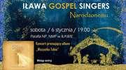 Koncert Iława Gospel Singers w Święto Trzech Króli
