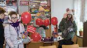 Sępopolscy wolontariusze od rana zbierają pieniądze do puszek