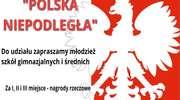 Piska biblioteka organizuje konkurs z okazji 100. rocznicy odzyskania niepodległości