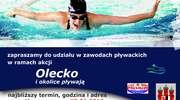 Warmia i Mazury pływają w Olecku