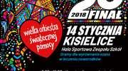 Zapraszamy do Kisielic na 26. Finał Wielkiej Orkiestry Świątecznej Pomocy