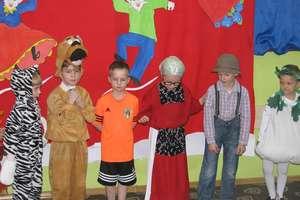 Przedszkolaki świętowały Dzień Babci i Dziadka