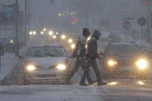 Ostrzeżenie: Uwaga na zawieje i zamiecie śnieżne!