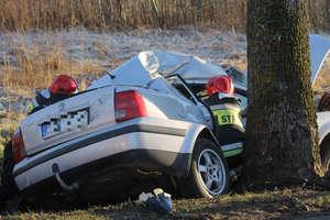Policja poszukuje świadków śmiertelnego wypadku w Sępopolu