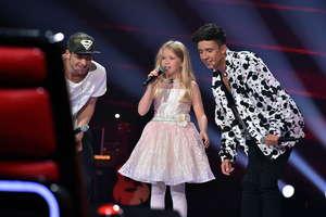 10-letnia Swietłana oczarowała głosem trenerów w The Voice Kids