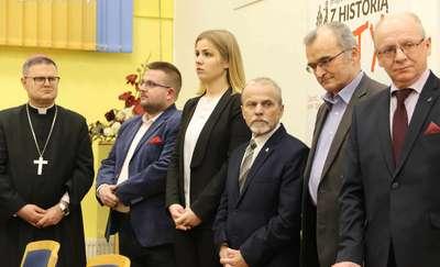 """Premiera filmu dokumentalnego """"Soldau. Miasto na pograniczu śmierci"""" [zdjęcia, filmy]"""